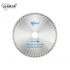 400mm Inclined Teeth Diamond Saw Blade for Granite