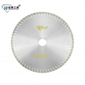 500mm Inclined Teeth Diamond Saw Blade for Granite