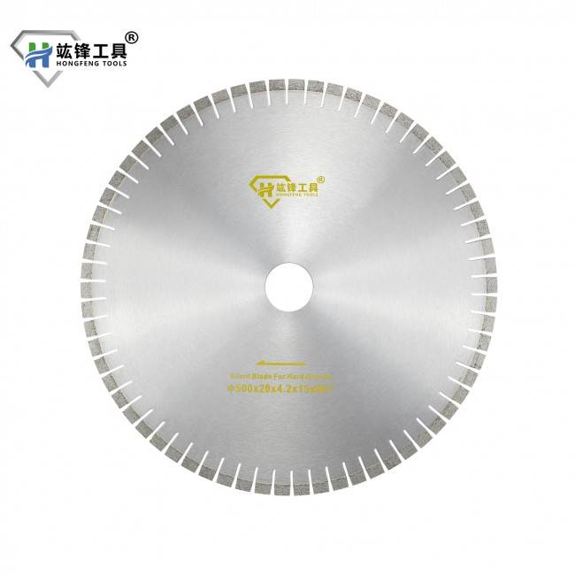 500mm 66 teeth Diamond Saw Blade for Granite