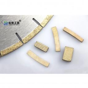 Diamond Segment for Marble Cutting
