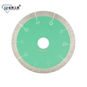 Fishhook Diamond Saw Blade