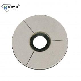 White Buff Polishing Disc